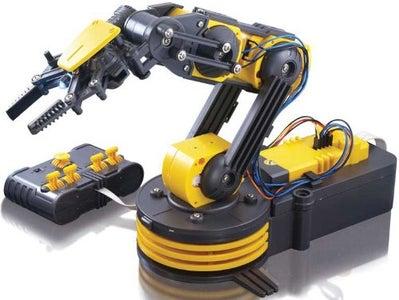 Build the Robotic Arm