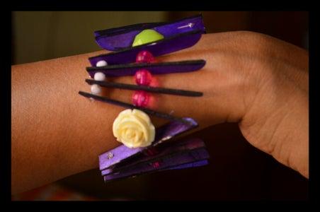Popsicle Beaded Bracelet