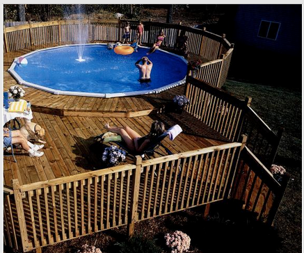 How to Build a Pool Deck
