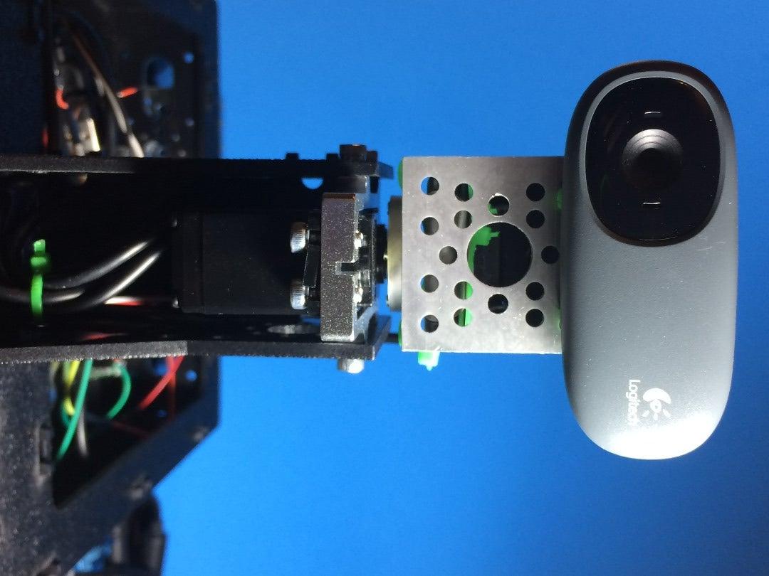 Adding the Webcam