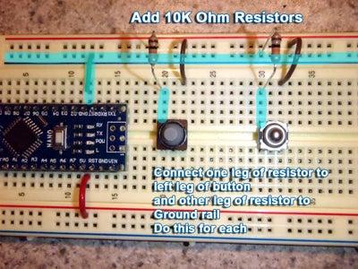 Add Resistors