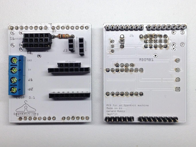 Build the Arduino Shield