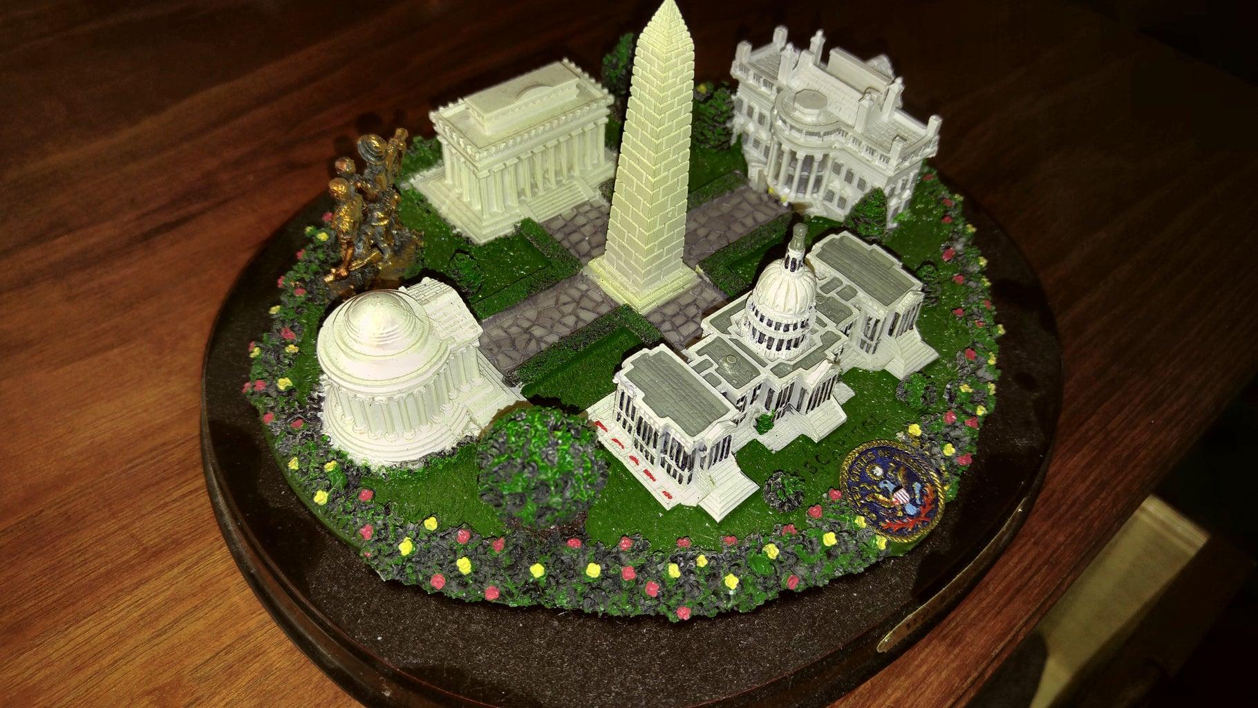 Washington D.C. Model