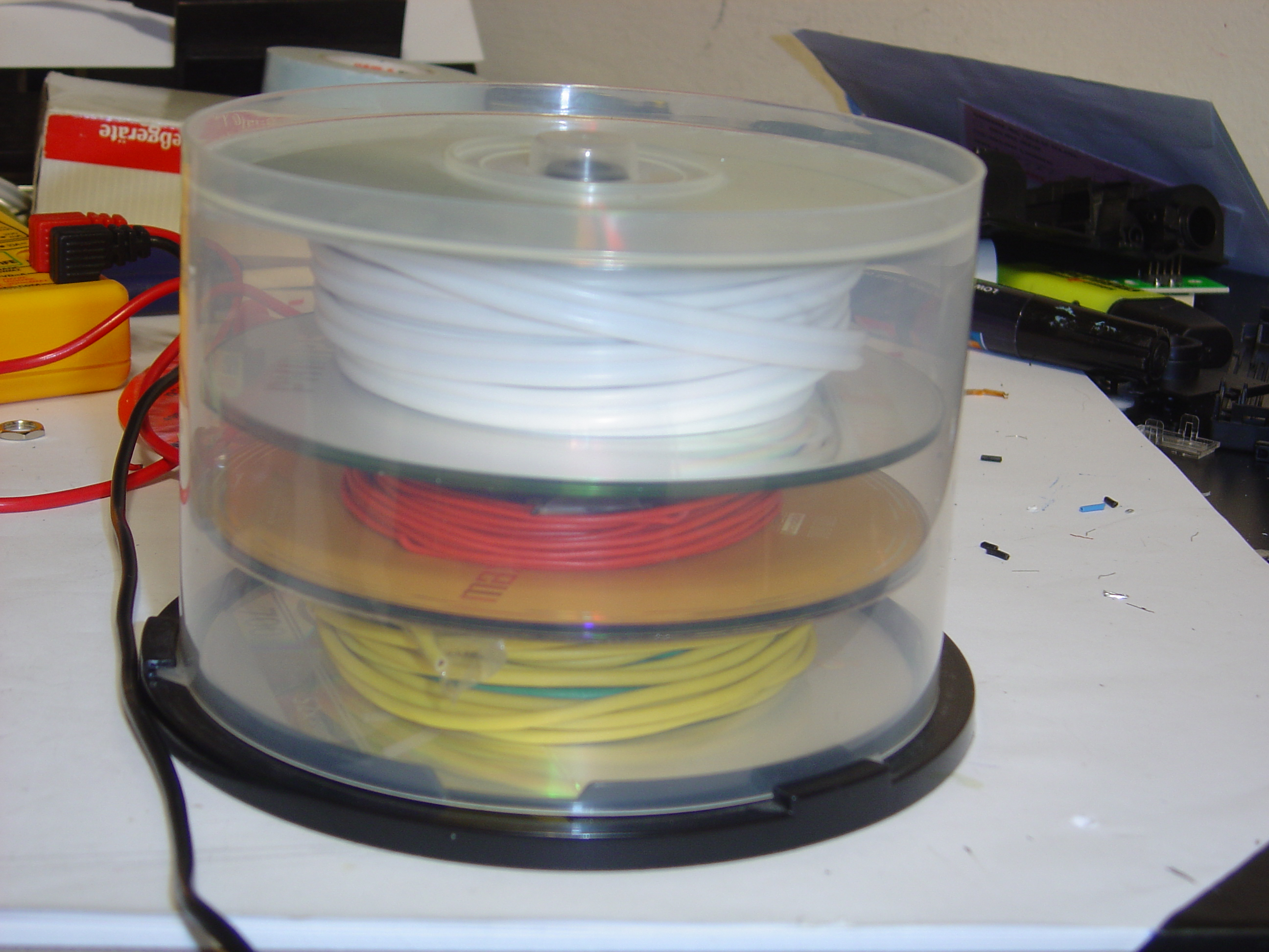 CD cable drum
