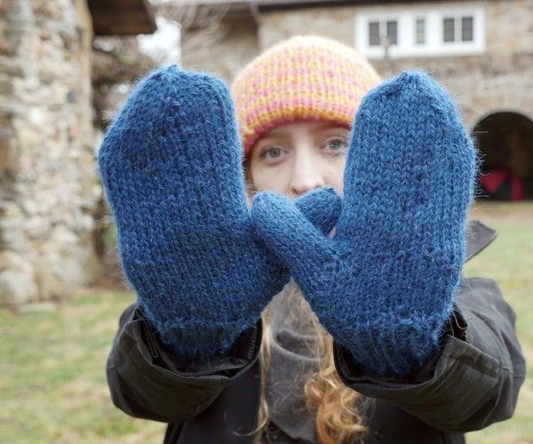 Knitting - Picking Up Stitches