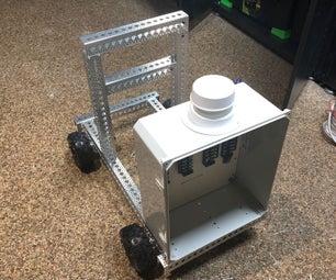 Robot Waterproof Electronic Enclosure