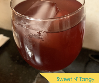 Sweet N' Tangy Summer Drink