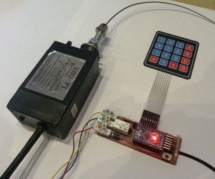 Arduino Keypad Door Lock