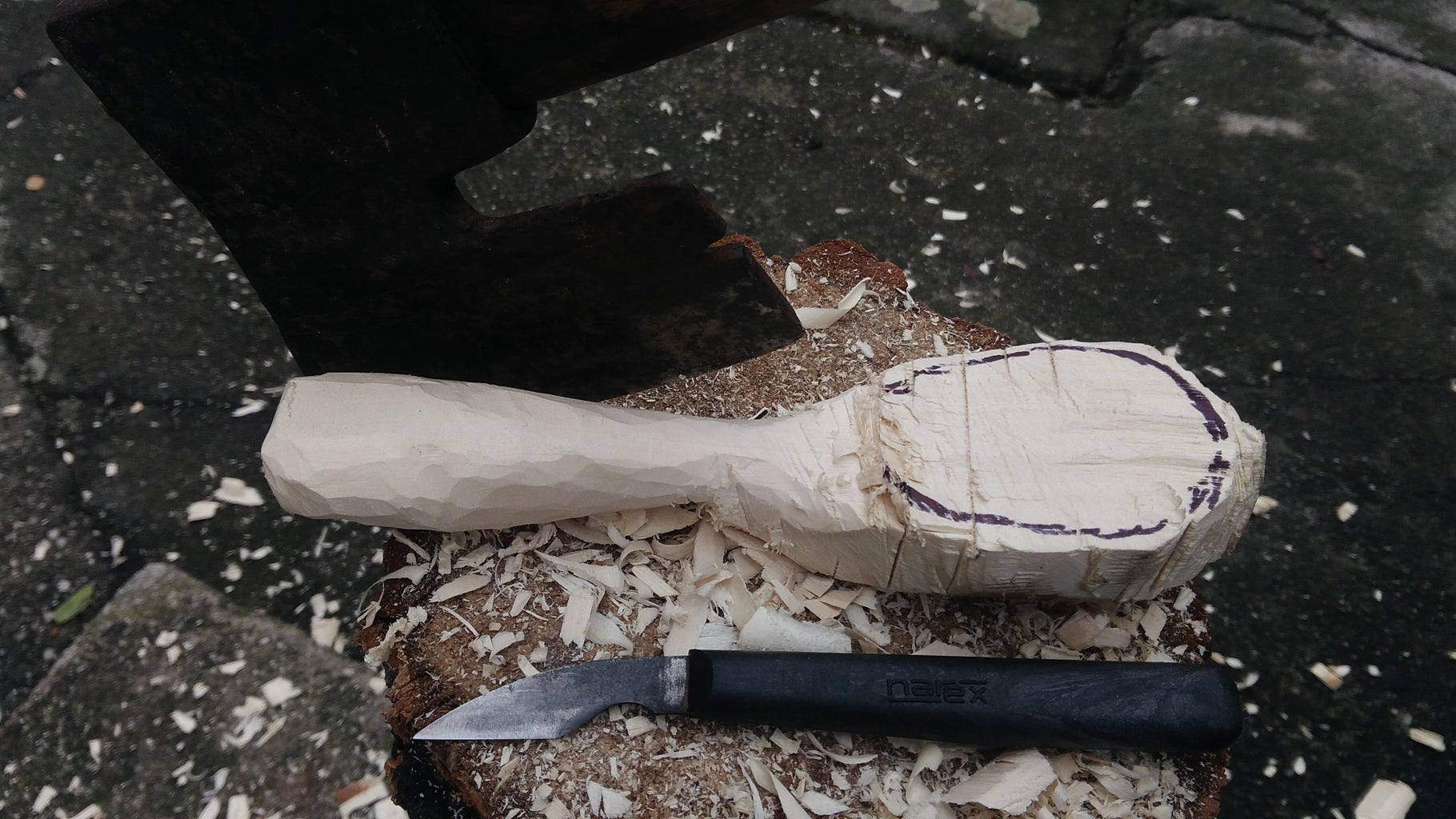Knife Shaping