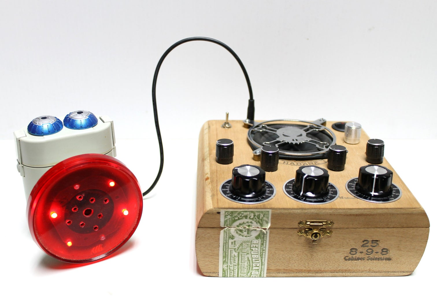 Voice Changer Hack for DIY Synths