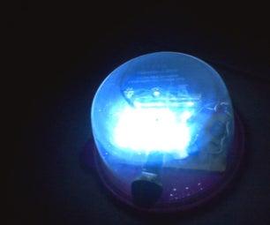 DIY 1,5 V to Light Up 15 LED
