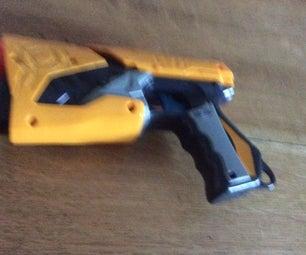 Modding a Nerf Dart Tag Gun!
