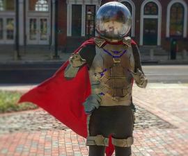 Mysterio Costume