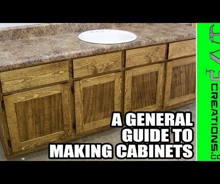 How To Make Cabinets