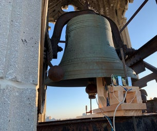 Automatic Church Bell Ringer