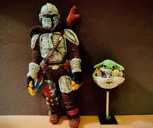The Mandalorian & Baby Yoda