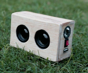 DIY 3 in 1 Mini Bluetooth Speaker