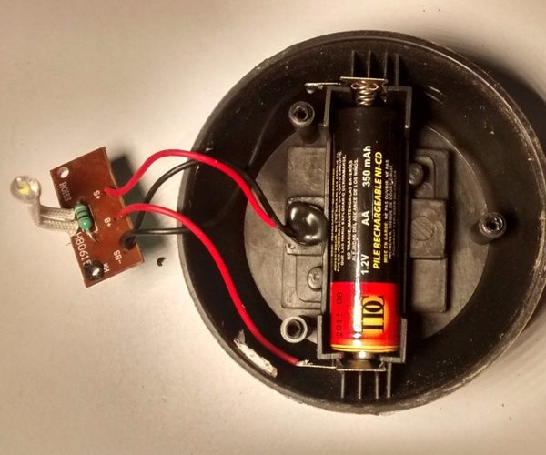 What's Inside? #4: Solar Garden Light! (Salvaging Electronic Components)