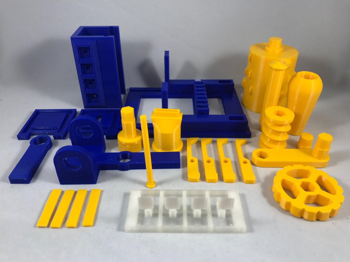Purchase, Print and Prepare the Parts.