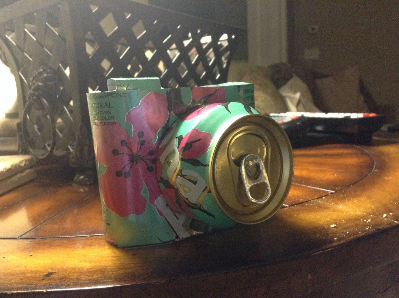 Soda Can Camera