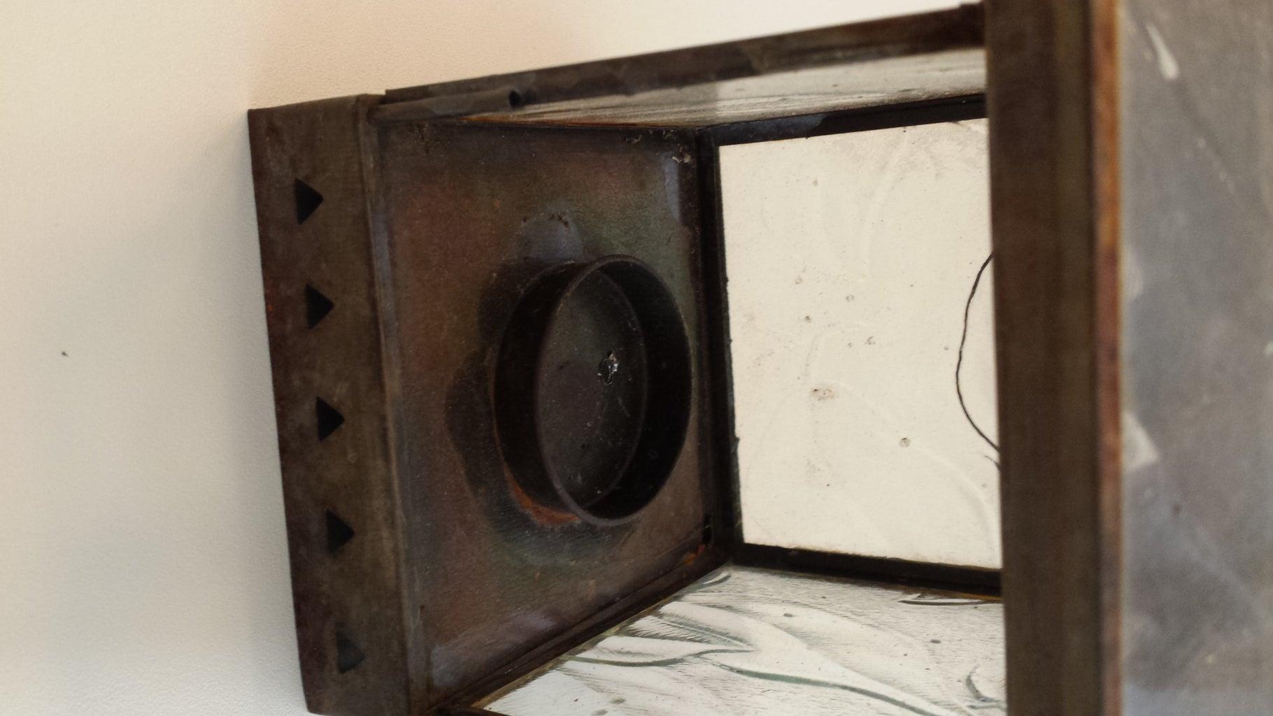 Prepare the Lantern for the Modified Electronics.