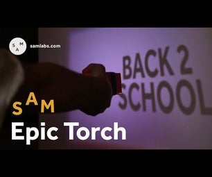 Back to School Torch With SAM!