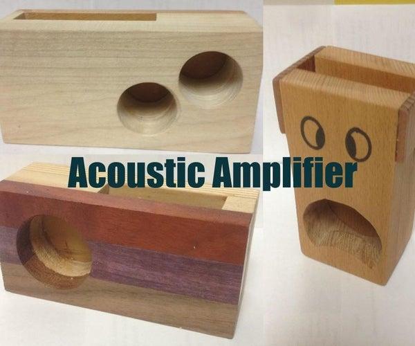 Acoustic Amplifier
