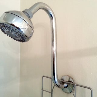 Raise Your Shower Head in 5 Minutes