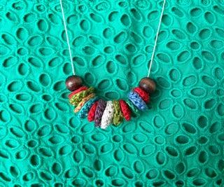 Pantry Yarn Jewelry
