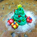 Easy Edible Christmas Tree Decoration