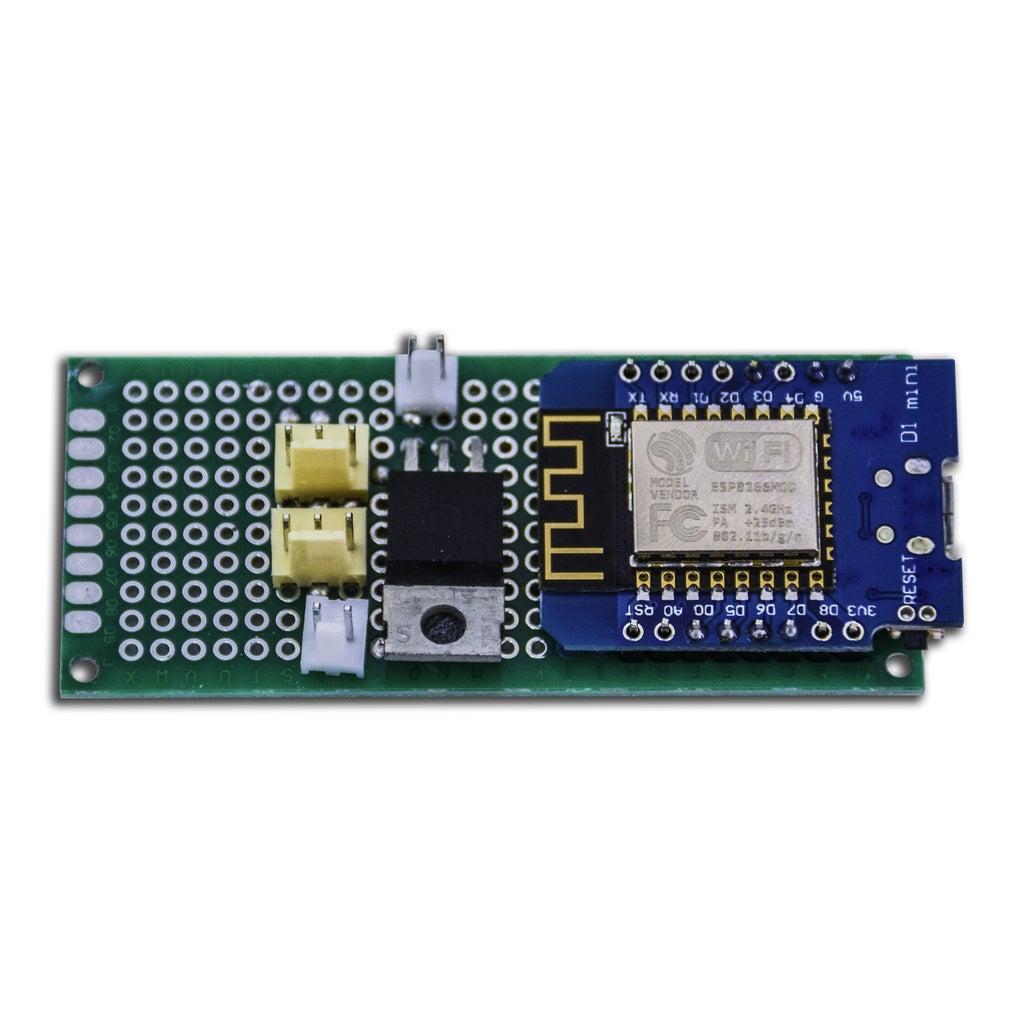 Step 1: Electronics
