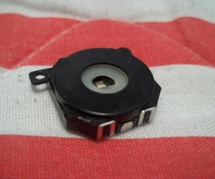 PSP 1000 Analog Repair