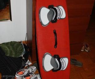 Foam Core Kiteboard
