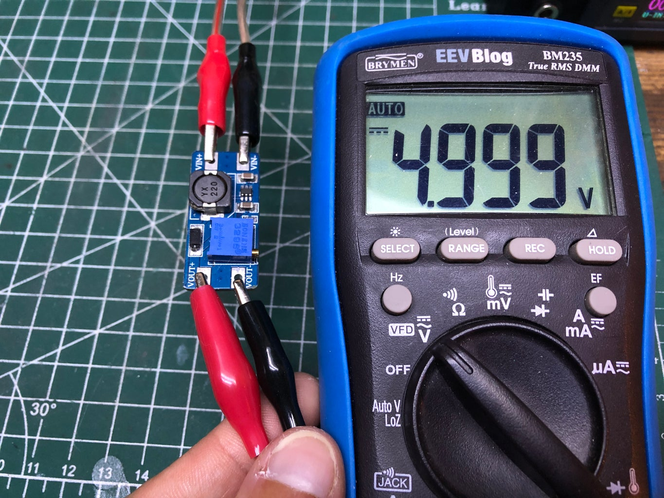 Power and Charging Circuit