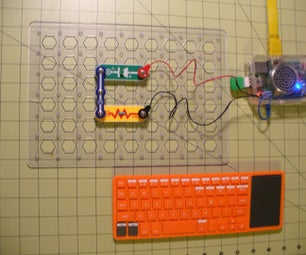Blink Snap Circuits LED With Kano Computer