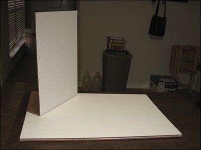 Building the Tombstone Support and Cake Board.