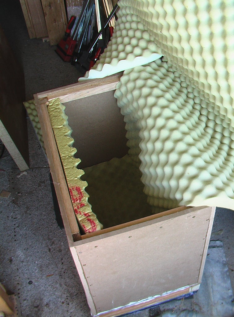 Assembling the Inner Enclosure