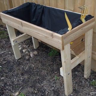 Wheelchair Accessible Planter
