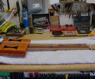 Ladybug Special Cigar Box Guitar