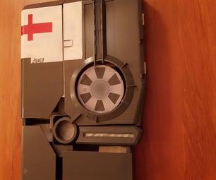 半衰期2:卫生站/药柜