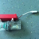 Knex electric motor