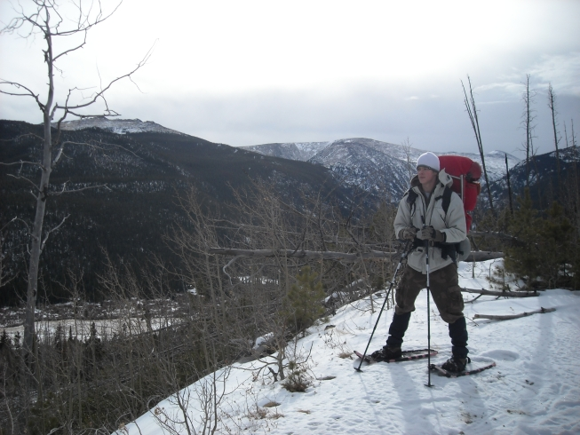 Snow Backpacking - Stay warm and have fun!