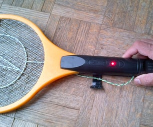 Bug Zapper Battery Replacement