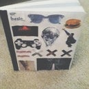 Tumblr Collage Notebook