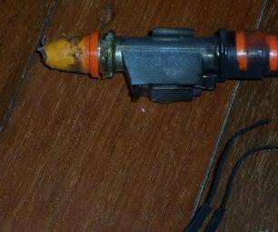 Dangerous Death of a Hot-glue Gun