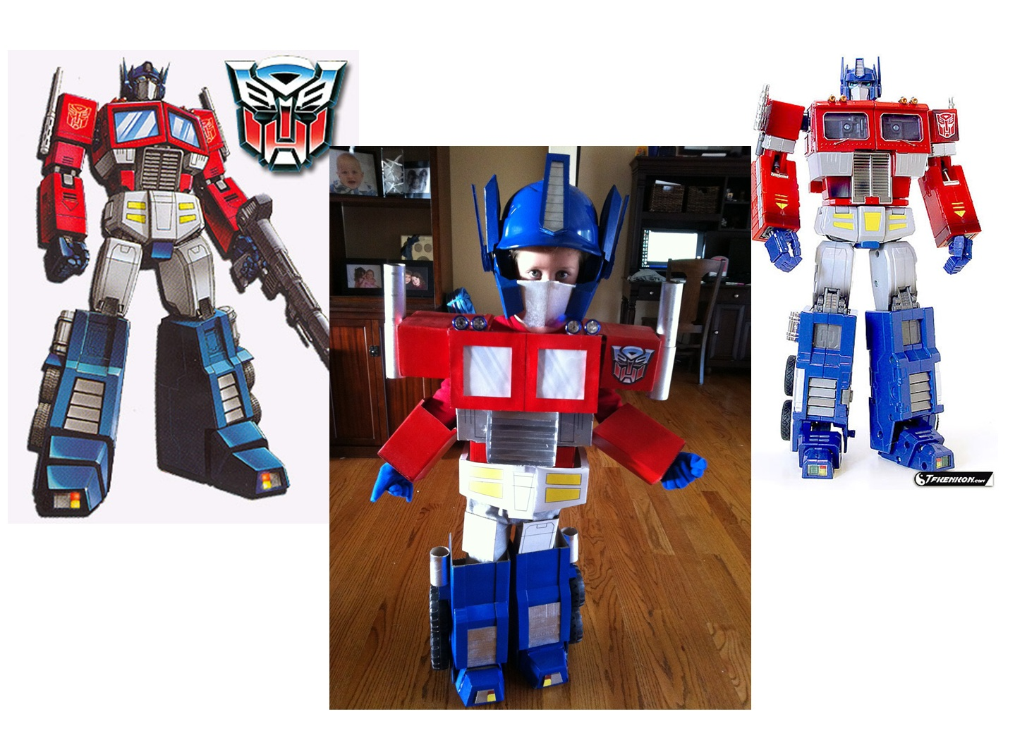 Optimus Prime (G1) Costume