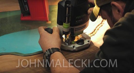 Cutting the Glass Insert