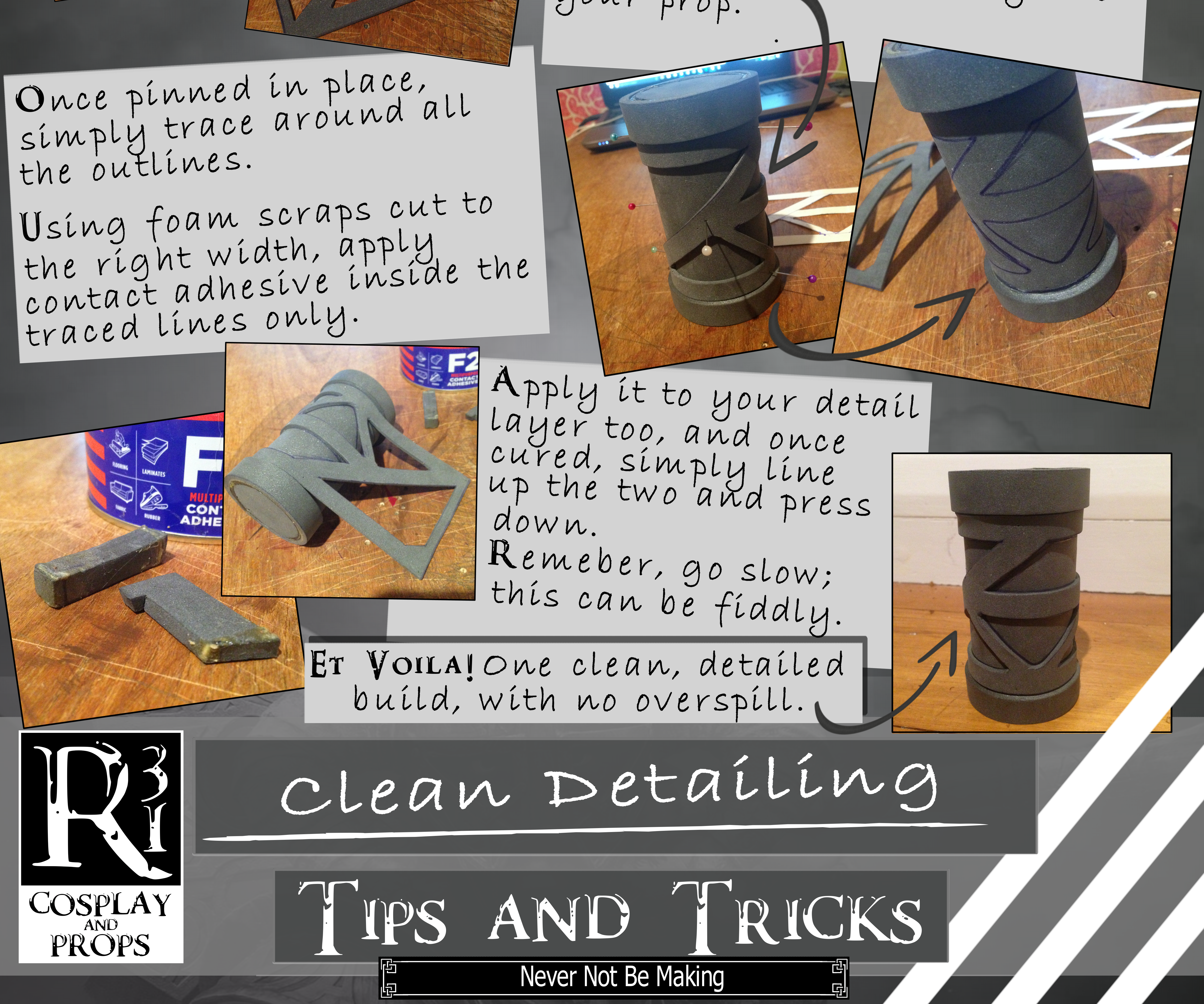 Working With Foam: Tips and Tricks - Clean Detailing