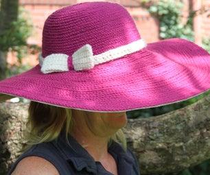 Easy Crochet Hat / for Biginners