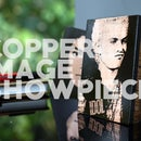 DIY  COPPER IMAGE SHOWPIECE